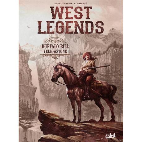 WEST LEGENDS T04 - BUFFALO BILL - YELLOWSTONE