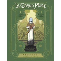 LE GRAND MORT - INTEGRALE TOMES 01 A 04