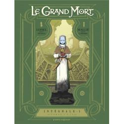 LE GRAND MORT - INTÉGRALE TOMES 01 A 04