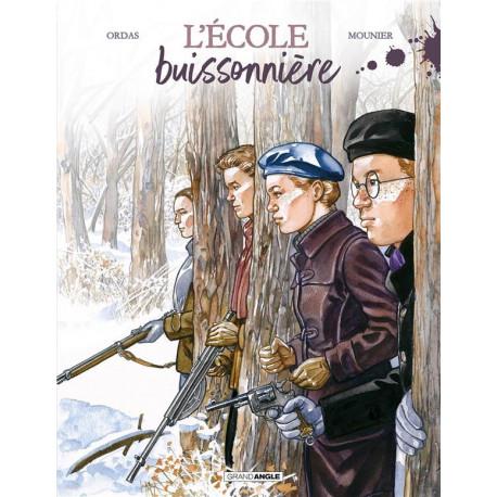 LECOLE BUISSONNIERE - HISTOIRE COMPLETE