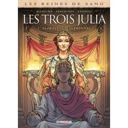 LES REINES DE SANG - LES TROIS JULIA T01 - LA PRINCESSE DE LA POUSSIERE