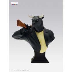BLACK CLAWS BLACK BULL BUSTE COLLECTION BLACKSAD