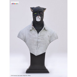 BLACKSAD GUEULE CASSEE BUSTE COLLECTION ATTAKUS