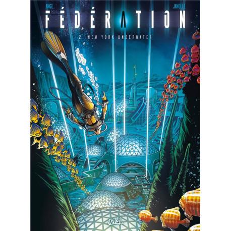 FEDERATION T02 - NEW YORK UNDERWATER