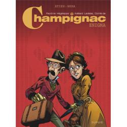 CHAMPIGNAC - TOME 1 - ENIGMA