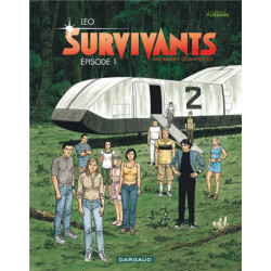 LES SURVIVANTS - SURVIVANTS - TOME 1 - EPISODE 1