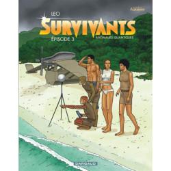 LES SURVIVANTS - SURVIVANTS - TOME 3 - EPISODE 3
