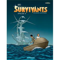 LES SURVIVANTS - SURVIVANTS - TOME 4 - EPISODE 4