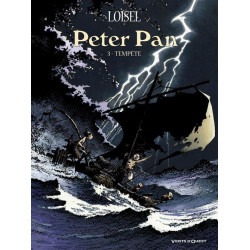 PETER PAN - TOME 03 - TEMPETE