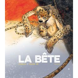 LA BETE - TOME 1 -  LE MARSUPILAMI DE FRANK PE ET ZIDROU