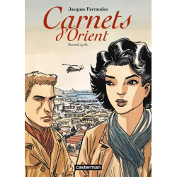 CARNETS DORIENT - T02 - INTEGRALE SECOND CYCLE - TOME 6 A 10