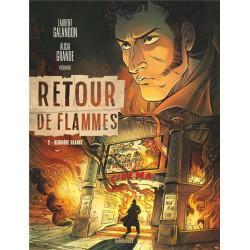 RETOUR DE FLAMMES - TOME 02 - DERNIERE SEANCE