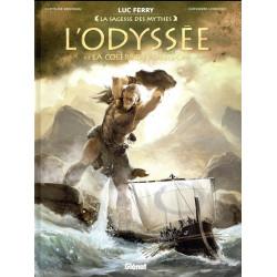 L ODYSSEE - TOME 01 - LA COLERE DE POSEIDON - LA SAGESSE DES MYTHES