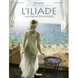 L ILIADE - TOME 01 - LA POMME DE DISCORDE - LA SAGESSE DES MYTHES