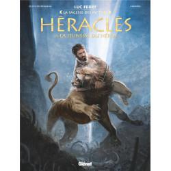 HERACLES - TOME 01 - LA JEUNESSE DU HEROS - LA SAGESSE DES MYTHES