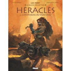 HERACLES - TOME 03 - L APOTHEOSE DU DEMI-DIEU - LA SAGESSE DES MYTHES