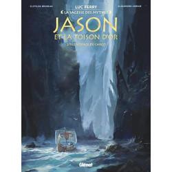 JASON ET LA TOISON D OR - TOME 02 - LE VOYAGE DE L ARGO - LA SAGESSE DES MYTHES