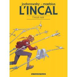 L INCAL T01 - L INCAL NOIR - MOEBIUS