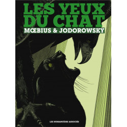 LES YEUX DU CHAT VERSION JAUNE - MOEBIUS