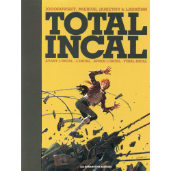 TOTAL INCAL - COFFRET - MOEBIUS