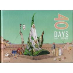 40 JOURS DANS LE DESERT - MOEBIUS