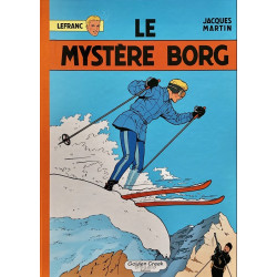 LE MYSTERE BORG - TIRAGE DE TETE - LUXE GOLDEN CREEK
