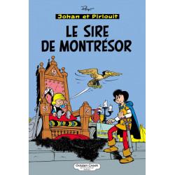 SIRE DE MONTRESOR - JOHAN ET PIRLOUIT - TIRAGE DE TETE - LUXE GOLDEN CREEK