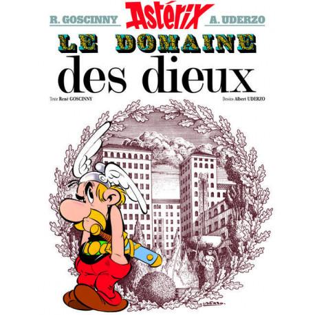 ASTERIX 17 LE DOMAINE DES DIEUX
