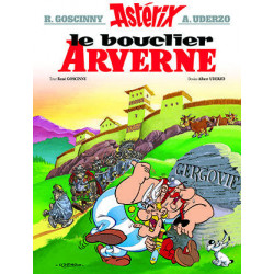 ASTERIX 11 LE BOUCLIER ARVERNE