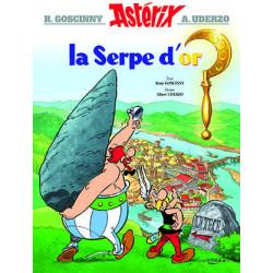 ASTERIX 2 LA SERPE DOR