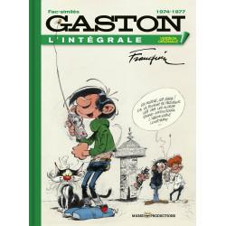 GASTON EDITION ORIGINALE  - TOME 14 -1974-1977
