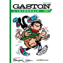 GASTON EDITION ORIGINALE - TOME 4 - 1963-1964