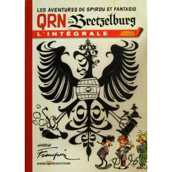SPIROU EDITION ORIGINALE - QRN SUR BRETZELBURG  - TOME 1