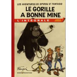 SPIROU EDITION ORIGINALE - INTEGRALE LE GORILLE A BONNE MINE - TOME 3