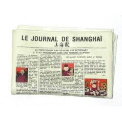 TINTIN - LE JOURNAL DE SHANGHAI - OBJET DU MYTHE - PIXI REF 5613