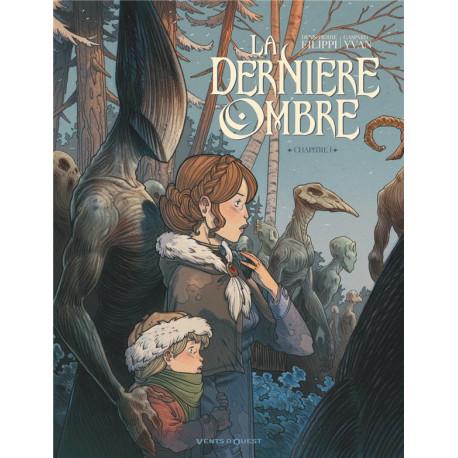LA DERNIERE OMBRE - TOME 01