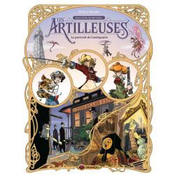 LES ARTILLEUSES - T02  - LE PORTRAIT DE LANTIQUAIRE