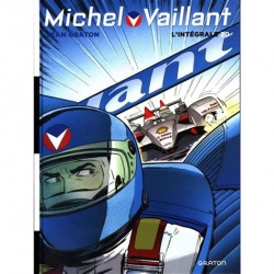 MICHEL VAILLANT - INTEGRALE TOME 20  VOLUMES 67 A 70