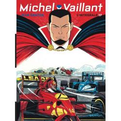 MICHEL VAILLANT - INTEGRALE TOME 17  VOLUMES 54 A 57