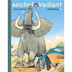 MICHEL VAILLANT - INTEGRALE TOME 19  VOLUMES 63 A 66