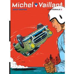 MICHEL VAILLANT - INTEGRALE TOME 3  VOLUMES 7 A 9