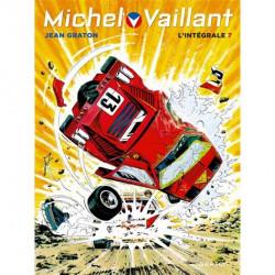 MICHEL VAILLANT - INTEGRALE TOME 7  VOLUMES 19 A 21