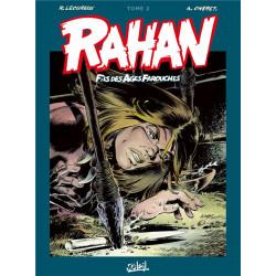 RAHAN - INTEGRALE T02