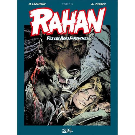 RAHAN - INTEGRALE T05