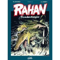 RAHAN - INTEGRALE T11