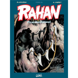 RAHAN - INTEGRALE T21