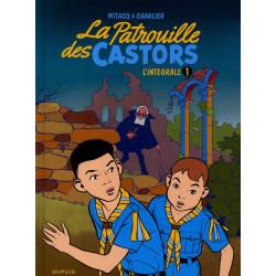 LA PATROUILLE DES CASTORS - INTEGRALE TOME 1