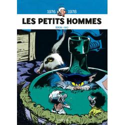 LES PETITS HOMMES - INTEGRALE TOME 4 - 1976-1978