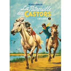 LA PATROUILLE DES CASTORS - INTEGRALE TOME 3