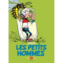 LES PETITS HOMMES - INTEGRALE TOME 5 - 1979-1982